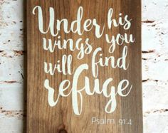 Wood signs sayings Bible verse wall art Wood by CountryPallets