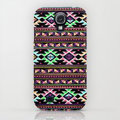 BLACK AYLEN Samsung Galaxy S4 Case