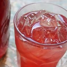 Strawberry Soda Syrup