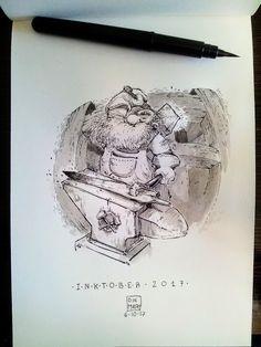 Day • 6 • SWORD  #day6, #ink, #inksketch, #inktober, #inktober2017, #long, #sketch, #sword
