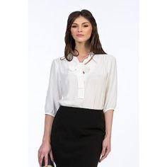 Bluza matase CA3369 Tops, Women, Fashion, Moda, Fashion Styles, Fashion Illustrations, Woman
