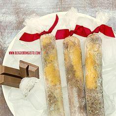 """Nessa temporada de verão do programa Cozinha do Bom Gosto, a apresentadora Gabriela Rossi ensina a fazer """"sacolés"""" (picolés congelados dentro de um saquinho) com recheios e sabores inusitados."""