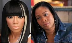k michelle hairstyle on love and hip hop | ... In Altercation Surrounding A Radio Interview, Love & Hip Hop Atlanta