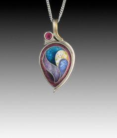 Sheila Beatty :: Fine Cloisonne Jewelry