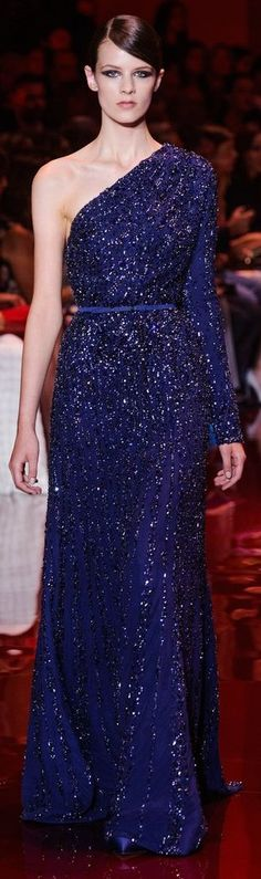 Elie Saab - Haute Couture - Fall/Winter 2013/2014