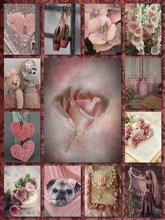 K.E. 03042015 Oud Roze - color palette inspiration