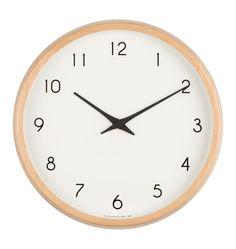 Campagne Beech Clock - | Rejuvenation