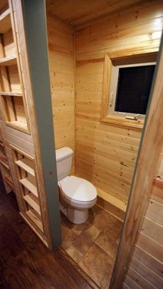 I want to do this with all my interior walls (shelves in between the studs) but with wall looking doors.