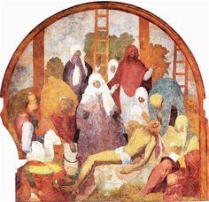 Lamentation - Jacopo Pontormo