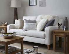 6 ways to cosy up your living room  - housebeautiful.co.uk
