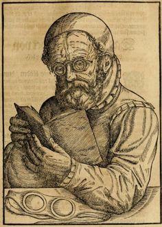 George Bartisch's Ophthalmodouleia Das ist Augendienst (1583)