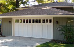 Do you want something different for your garage? Discover how to design your garage with black garage doors with windows. Black garage doors with windows can be one of the greatest ideas that you can use to be applied for your garage. This garage door is very suitable for those who have modern house type …