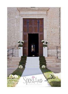 ingresso scale chiesa