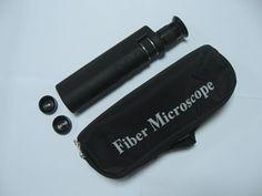 fiber optical microscope