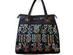 NEW Handmade big bag guatemala bag handmade by handmadewithart