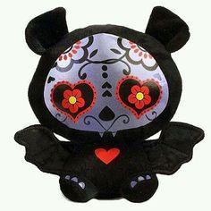 Goth Shopaholic: Cutest Plush Bats for Goth Babies
