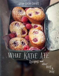 What Katie Ate (Paperback). A gorgeous and unique cookbook from the award-winning Katie Quinn Davies. What Katie Ate is a feast for your eyes as well as. What Katie Ate, Couscous Salat, Cookery Books, Raspberry, Sweet Tooth, Food Photography, Sweet Treats, Food And Drink, Yummy Food