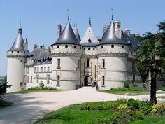 #Chaumont sur #Loire : un superbe #château avec #jardins