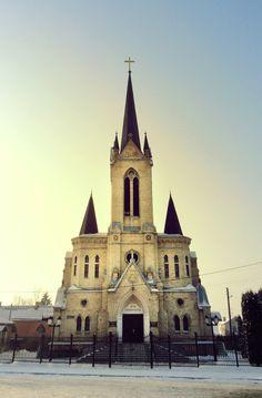 Gospel house, Lutsk, Ukraine