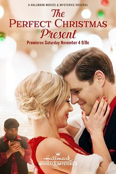 The Perfect Christmas Present~Hallmark Movie & Mysteries~