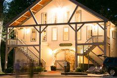 Christmas Farm Inn & Spa - Jackson, NH Best Wedding Venue