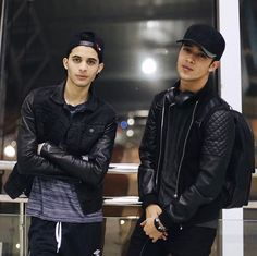 Erick y Joel
