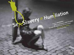 Human Trafficking Awareness Campaign | Designer: Lindsay Kronmiller | Image 5 of 6