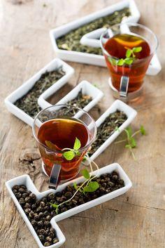 7 Types Of Tea for Better Skin – Infographic