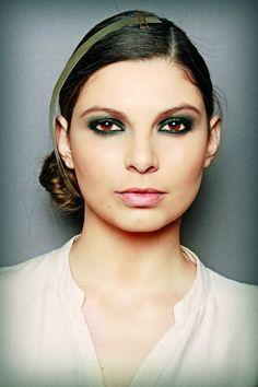 Alexia Ulibarri O/I 2013 #MBFWMx