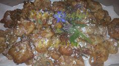 Frittelle di Borragine al moscato d'Asti