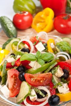 The Mediterranean diet basics