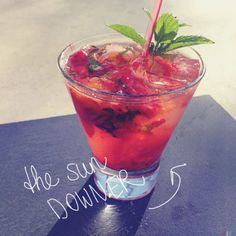 Sun Downer Ginger Ale, Salsa, Mexican, Sun, Drinks, Ethnic Recipes, Food, Mint, Raspberries