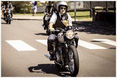 Gentlemen on Motorcycles | Distinguished Gentleman's Ride 2013