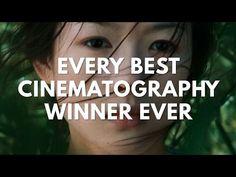 Watch: Every Best Cinematography Oscar Winner Ever