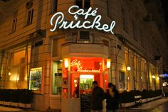 Design Sponge City Guide to Vienna Vienna Cafe, The Places Youll Go, Places To Visit, Sponge City, Inter Rail, Heart Of Europe, Travel Abroad, Around The Worlds, Bistros