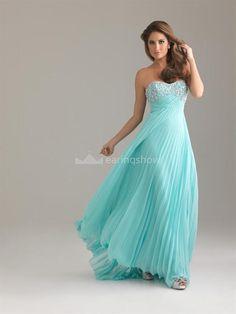 Summer Floor-Length Chiffon Special Occasion Dress  $114.99