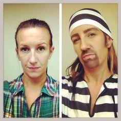Man, I feel like a... Woman? (Halloween Makeup) Funny Blog!