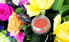 Peach > Bálsamo multiusos, como rubor, para labios y parpados, 100 % orgánico, encuentra lo en ahal.mx