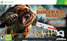 Cabelas Dangerous Hunts 2013 with Gun  Xbox 360 * See this great product.Note:It is affiliate link to Amazon.