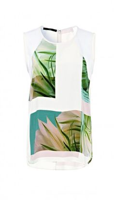 print top for #summer