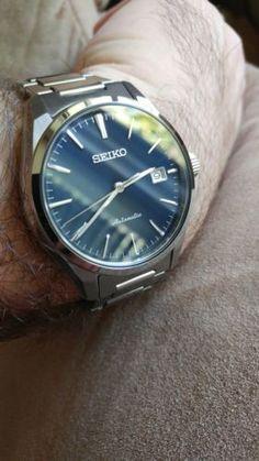 SEIKO PRESAGE SARX045, Dark Blue Dial, 39.5mm, JDM- Japanese Domestic Market.
