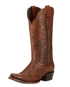 Women's Sterling Boot, Cognac