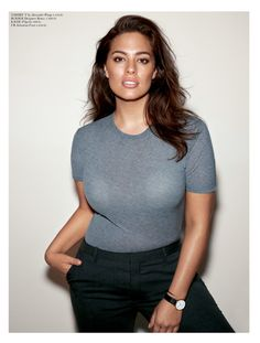 Cover Magazine - Ashley Graham