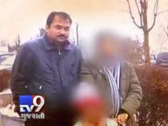 In Vadodara , A woman who got married with NRI man, left her alone in life's mid way and used to abuse her and thrashed her.she has lodge complaint, police have arrested him and started inquiry into the matter.  For more videos go to  http://www.youtube.com/gujarattv9  Like us on Facebook at https://www.facebook.com/gujarattv9 Follow us on Twitter at https://twitter.com/Tv9Gujarat