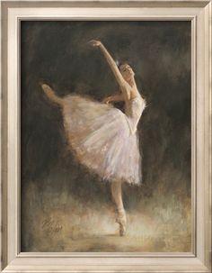 The Passion of Dance Kunstdruk op gespannen doek van Richard Judson Zolan bij AllPosters.nl