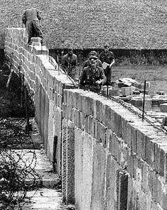 Mauerbau 1961