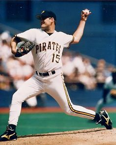 Denny Neagle: 1x All-Star with the Pirates