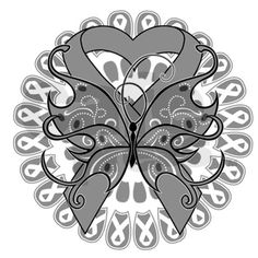 Tattoo Butterfly Diabetes Mug By Hopeanddreams 525799195