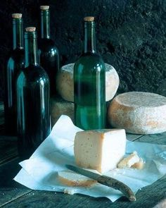 Wines and Cheeses - Jean Francois Millet