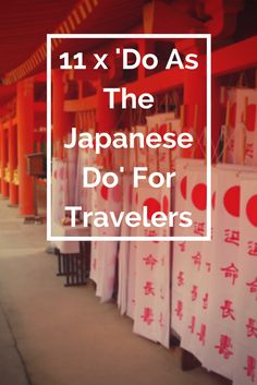 11 x typical Japanese daily life things for you to try as traveler. I challenge you to try them all!  #Japan